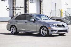 2013 Mercedes-Benz C300 4MATIC Premium & Sport w/Navi & Drive As