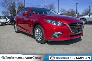 2014 Mazda MAZDA3 GS-SKY|SUNROOF|REAR CAM|NAVI|HEATED SEATS