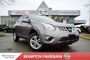 2012 Nissan Rogue SV (CVT) *Bluetooth, Rear view monitor, Heated