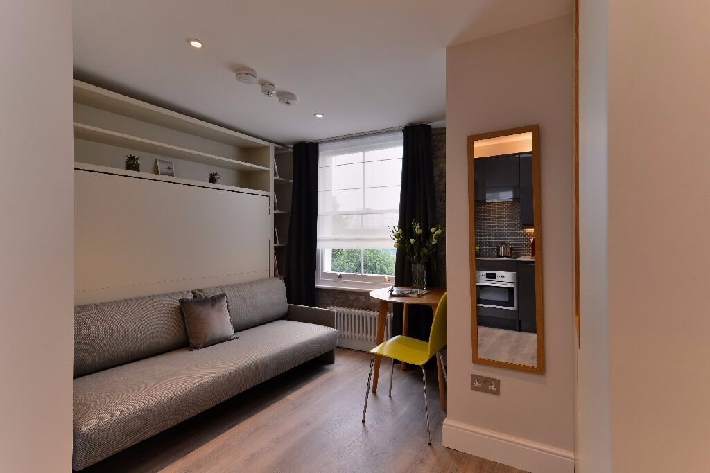 **SHORT OR LONG LET** CENTRAL LONDON** LUXURY FLAT ** ALL BILLS INC** IDEAL FOR STUDENTS/YOUNG PROF