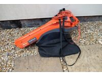 Flymo Gardenvac Leaf Blower and Vacuum