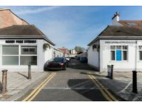 CHISWICK W4 - AFFORDABLE FLEXIBLE SERVICED/MANAGED PRIVATE OFFICE SPACE TO LET - SUTTON COURT ROAD