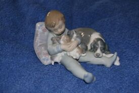 Lladro Sweet Dreams figurine