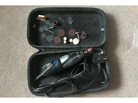 Dremel 300 craft / modelling multi tool with assorted bits