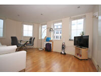 superb modern 1 double bedroom apartment situated on the first floor in a central location
