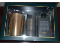 Mens TED BAKER Limited Edition HAMPTON GIFT SET