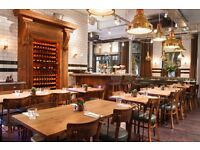 Waiters & Chef De Partie needed - Chelsea, London