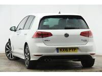 Volkswagen Golf R LINE EDITION TDI BMT DSG (white) 2016-04-05