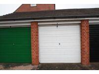 Single Garage to Rent Ferndale Gardens Exeter EX2 9BW