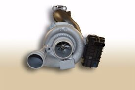 Turbocharger for 3.0 Mercedes C, E, G, M, R Class, Viano, Vito. Dodge, Chrysler, Jeep. Turbo 765155