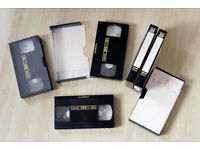 6 Maxell XR-S Black Super-VHS E-180 S-VHS Tapes for sale