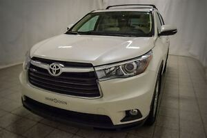 2014 Toyota Highlander Limited, AWD, Navigation, Cuir, Camera Re