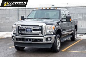 2015 Ford F-250 XLT 4X4 ultra puissant!