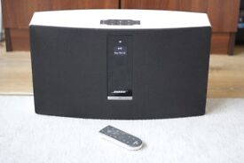 Bose SoundTouch 30 Wireless WiFi AirPlay Music System Speaker - Boxed + Remote