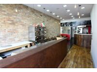 Low rent and Goodwill running restaurant in heart of Acton --Viewing STRICTLY by appointment