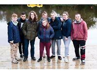 FREE 12 week personal development programme - Team in Rugby