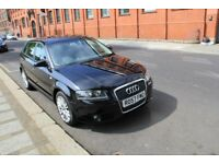 Audi A3 1.9 TDI 57 plate black 10500k miles Automatic - Clean, Great drive!