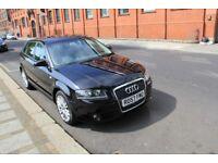 Audi A3 1.9 TDI 57 plate black 10500k miles Automatic - Clean, Great drive!