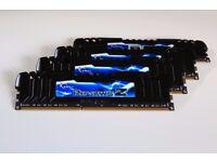 RAM G.Skill DIMM 16 GB DDR3-2133 Quad-Kit (4x4GB)