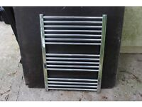 Towel Radiator - Chrome