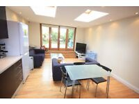 REALLY SPACIOUS 4/5 DOUBLE BEDROOM MAISONETTE CLOSE TO TUBE STATION