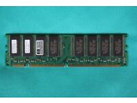 64 MB 100 Mhz SDRAM dimm (2 Available)