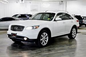 2007 Infiniti FX35 Navigation, Backup Camera, Heated Leather Sea