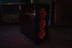 i5 Quad core Gaming PC, 8GB, 2GB GTX 750ti, Solid state drive.