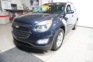 2017 CHEVROLET EQUINOX AWD LT AWD NAVIGATION SUNROOF
