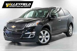 2016 Chevrolet Traverse LT, AWD, SIEGES CHAUFFANTS, 7 PASSAGERS