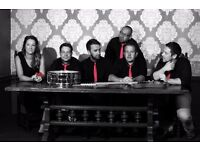 THE FENTONES | LIVE WEDDING BAND | PARTIES & FUNCTIONS