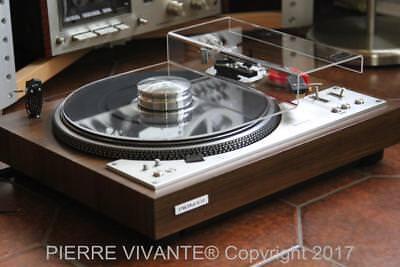 PIERRE VIVANTE® Plattenspieler Haube Turntable dust cover z.B. PL-570/530, S-600