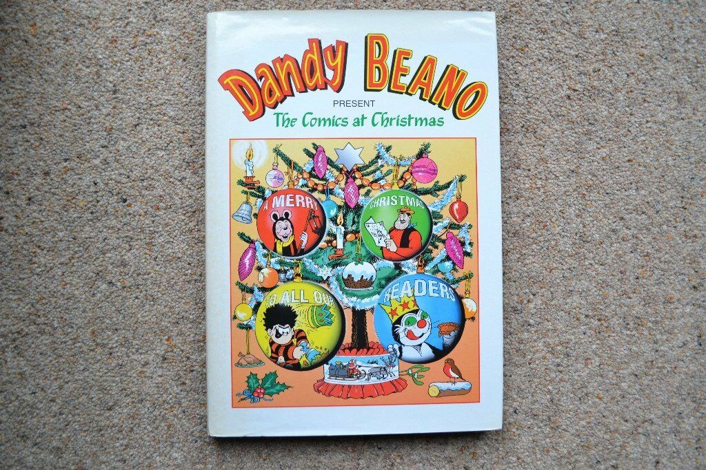 3 Special Edition Vintage Dandy And Beano Books From 1980s1990s