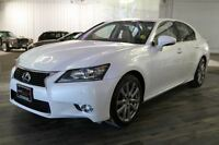 2013 Lexus GS 350 AWD, Navigation, Back-Up Cam, Heated Cooled Se