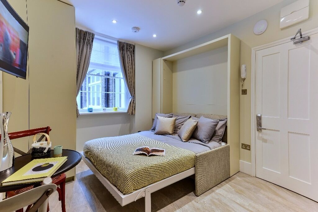 Regent's Park! Available in 15th July! New Flat, Newly Refurbished Building, All Bills & Wi-Fi