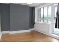 3 bed (without reception room)- newly refurbished- ground floor flat - close to victoria park