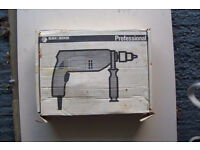 BLACK & DECKER P22-70 MAINS PROFESSIONAL ELECTRIC DRILL and B & D CORDLESS DRILL