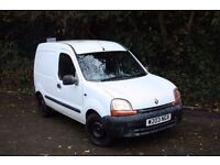 Renault Kangoo 665 1.9D Van - Cheap Reliablie Little Van - New MOT