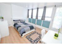 Couple Room+Garden E14, Dockland, Poplar, Limehouse