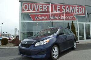 2013 Toyota Matrix OUVERT LE SAMEDI OPEN ON SATURDAYS