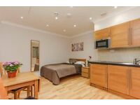 Brand new studio in Earl's Court, Courtfield Gardens with ALL BILLS INCLUDED