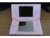 Pink Nintendo DS