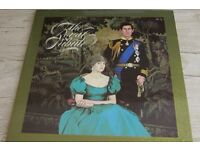 Vinyl LP of Royal Tribute Charles Diana Wedding collection