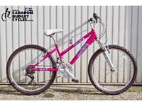 "Raleigh Betrayal Girls 24"" Mountain Bike"