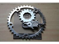 Surly single speed components