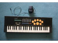 GREAT CONDITION Casio Casiotone MT-520 Electronic Keyboard (MT520)