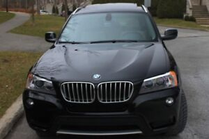 2011 BMW X3 35i, PACKAGES: PREMIUM, TECHNOLOGY, SPORT