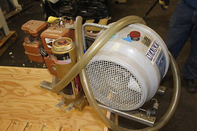 Mako Purus Cfm 3.0 3200 Psi 2100 Psi Breathing Air Compressor Portable