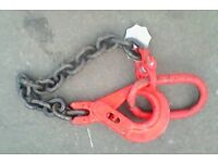 1 leger lifting chains lift 5.3 tones