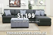 Quality new modern sofas, with free and fast home delivery. Manly Manly Area Preview